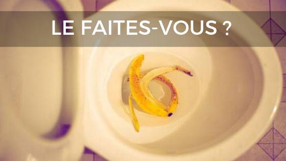 Lingette biodegradable jetable dans les toilettes